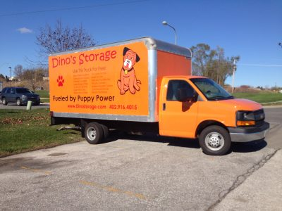 Omaha Storage offers free moving truck