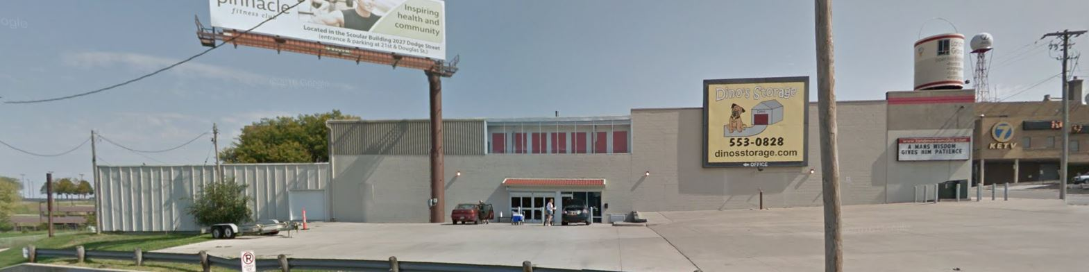 Downtown Omaha Storage Dinos