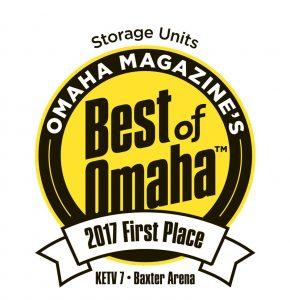Best in Omaha storage units 2017
